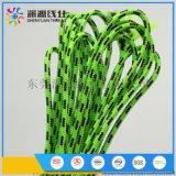 厂家直销  2.5毫米绿色间点大力马绳子 户外用绳