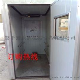 高效环保推车馒头蒸房醒发箱品质厂家 54盘发酵房