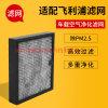 鑫晟直销车载蜂窝活性炭过滤网PM2.5空气过滤网