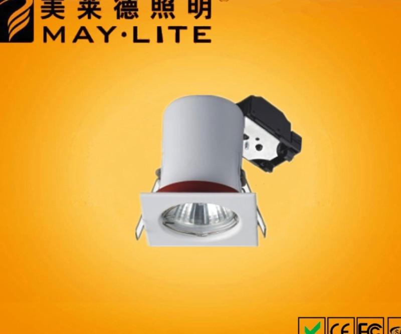 LED防火筒燈 鹵素防火筒燈 JJL-1302