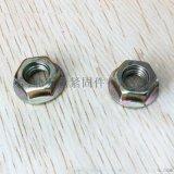 镀锌六角螺母 六角螺帽 优质外六角螺帽 煤矿专用