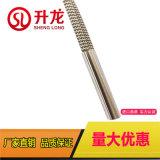 3*50mm50W不鏽鋼單端加熱管 單頭電加熱棒