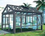 廠家直銷戶外別墅花園陽光房鋁合金玻璃房定製