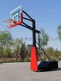 儿童式篮球架手摇升降升降式儿童篮球架 广鑫篮球架