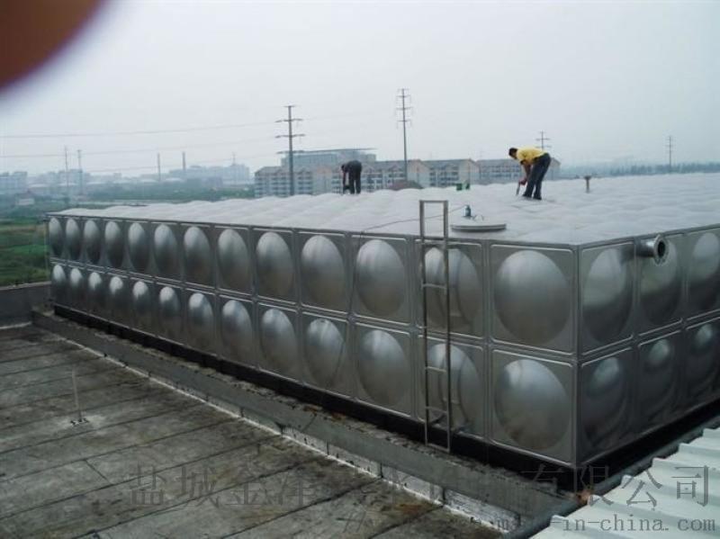 金澤供水焊接式不鏽鋼水箱
