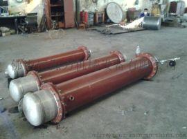 卧式列管冷凝器 立式列管冷凝器 不锈钢冷凝器 化工冷凝器