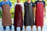五元模式皮围裙 PU皮围裙 防水防油围裙 劳保围裙 五元围裙