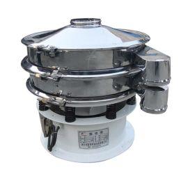 三次元振动筛与物料接触不锈钢筛子小型筛分机圆形标准高精密过滤