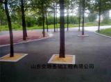 泰安彩色混凝土-透水路面施工价格18396866909
