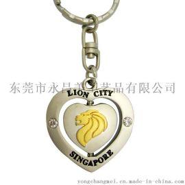 **厂家不锈钢钥匙扣 小礼品pvc钥匙扣定制 创意卡通钥匙扣批发
