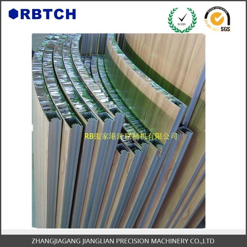 廠家直銷弧型鋁蜂窩板 折彎鋁蜂窩板 異形鋁蜂窩板