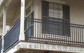 广东锌钢安防栏杆厂家 惠州隔离楼梯扶手批发 深圳阳台护栏生产