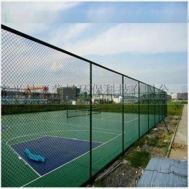 球场围网厂家@体育场地围网@篮球场防撞网