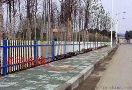 南昌护栏网哪家好便宜公园锌钢围栏 别墅园林围栏护栏定制锌钢围栏