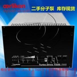 Oerlikon 莱宝TD20分子泵电源维修 莱宝NT20分子泵驱动器 Leybold 分子泵控制器 二手分子泵机组变频器