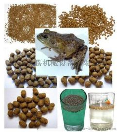 广东MT品牌大型牛蛙饲料膨化机鱼饲料颗粒机生产商