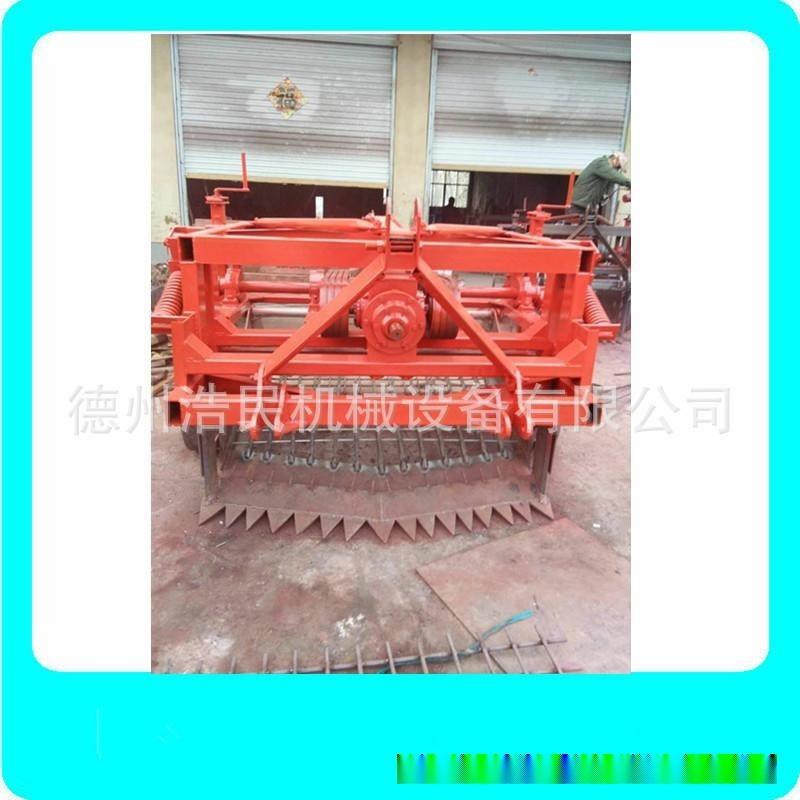 藥材專用收穫機械生產藥材挖掘機後置不傷藥材收穫機