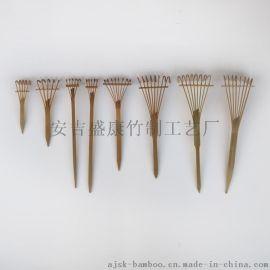 安吉竹制品 竹熊手 出口5齿,8齿,7齿, 9齿 (农用,装饰) SK-C001