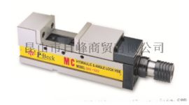 P-Beck品牌MC油壓倍力虎鉗BHV-100V
