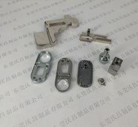 锌合金精密配件  锌合金脸部按摩器  医疗配件压铸加工