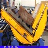 京牧直销自动工业翻卷机 专业90度钢卷翻卷机