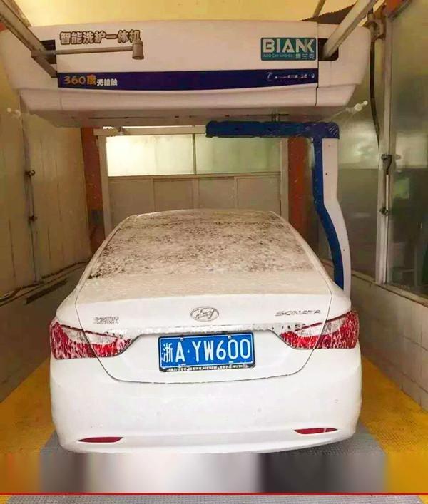 福建无接触洗车机设备厂家报价多少钱