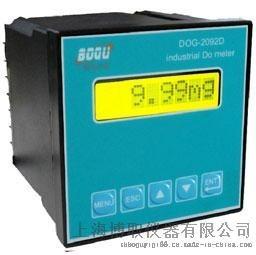 上海博取仪器水质分析仪器专业制造商DOG-2092D型工业溶氧仪