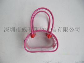 PVC包装袋  手提袋 礼品袋