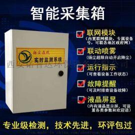 扬尘污染在线监测系统,视频监控、双向传输,可联网