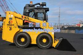 南京汉源H75滑移装载机清扫车 清雪车