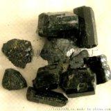 柱狀新疆黑色電氣石 高純晶體電氣石