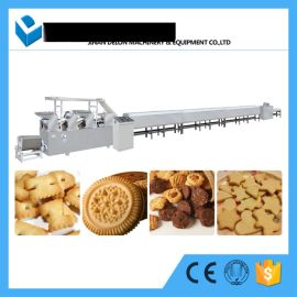 全自动降脂降压饼干生产线