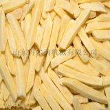 山東V+速凍薯條加工設備 薯條成套加工生產線