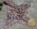 桑蚕丝方巾 (XM-10S001)