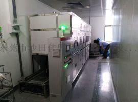 铝合金不锈钢工业全自动超声波清洗机五金电子光学玻璃清洗干燥线