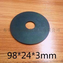 黑色防水O型胶垫,耐老化垫片,耐高低温NBR脚垫垫