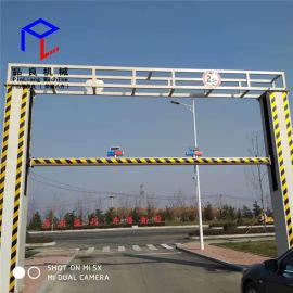 限高杆 公路限高架桥 道路交通电动遥控升降架