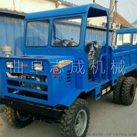 生产直销四驱柴油工程车四轮农用拖拉机