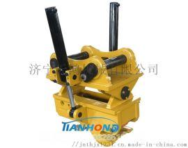 安全高效的挖掘机快速连接器机械液压双锁快换接头