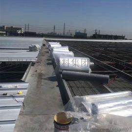 供应钢结构厂房屋顶隔热保温材料单层小气泡铝隔热毯