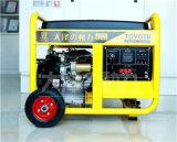 單缸3千瓦汽油發電技術特點