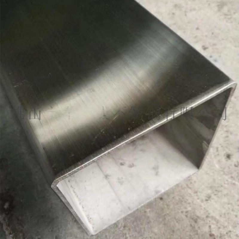 韶關不鏽鋼扁管,304不鏽鋼扁管廠家