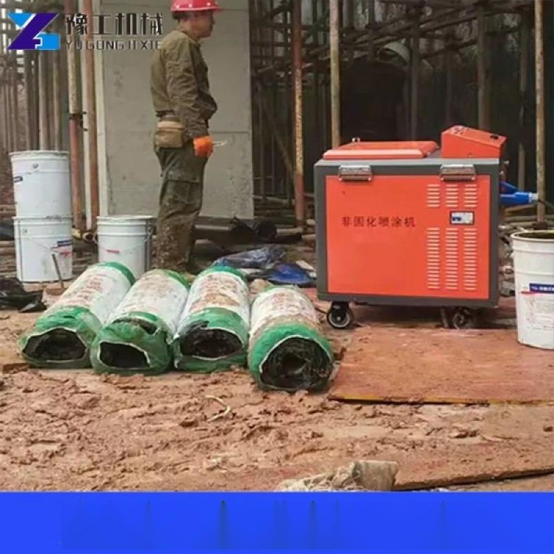 河南濟源市非固化噴塗設備進入看資訊