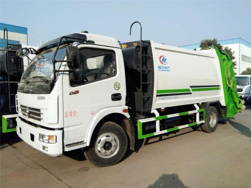 廣州哪余有賣壓縮垃圾車?東風8方壓縮垃圾車