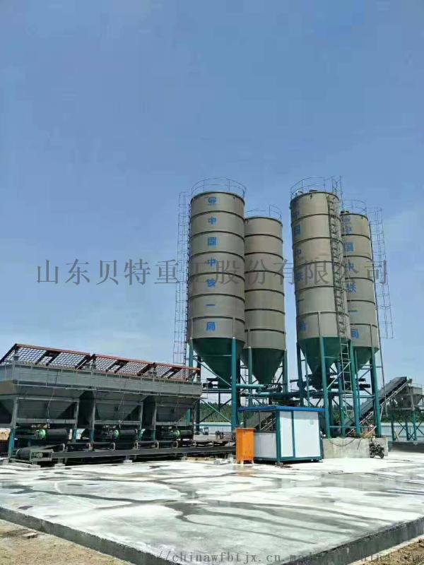 穩定土拌和站每小時產量