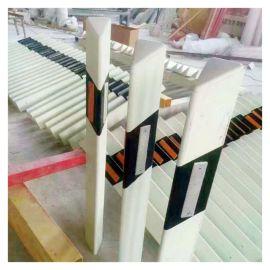 烏蘭察布道路 示牌 樂陵玻璃鋼標志樁材質