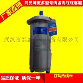 合肥长源液压齿轮泵掘进机用CBZ2050/2050/2040双联\三联高压齿轮油泵