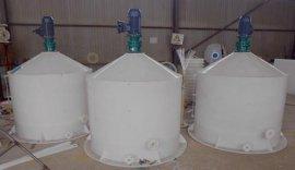 济南新星0.5吨搅拌罐、1000L搅拌罐,大小随意, 均可生产