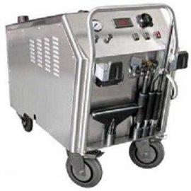重工型电加热油污清洗高温饱和蒸汽清洗机STI 18