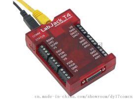 Labjack T4 USB以太网数据采集卡 8路
